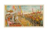 Proclaiming Victoria Empress of India-Delhi- 1 January 1877