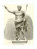 Augustus Caesar (Found at Pompeii)