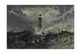 The Eddystone Lighthouse