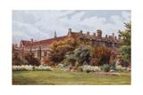 St John's College Garden  Oxford