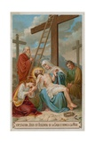 Jesus Is Taken Down from the Cross and Restored to His Mother the Thirteenth Station of the Cross