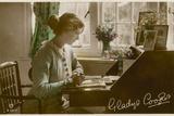 Gladys Cooper at Desk