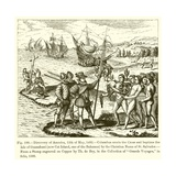 Discovery of America  12th of May  1492