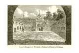 Laud's Palace at Fulham--Falkner's History of Fulham