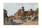 High Street  Steyning  Sussex