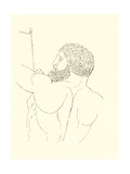 Hercules  Full of Dignity  Strength and Valour  Calmly Destroying the Stymphalades