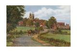 Penhurst Place and Church