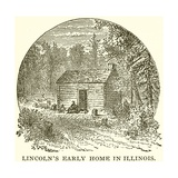 Lincoln's Early Home in Illinois