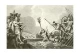 Landing of Julius Caesar