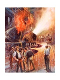 The Birth of the Giant of Modern Industry