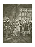 King Henry Viii Act I  Scene I