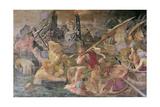 The Vengeance of Nauplius  1535-40 (Detail)