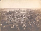 Panorama of Philadelphia  East-Southwest View  1870