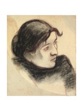 Portrait of a Woman (Juliette Huet)  C1890
