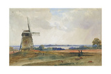 The Windmill  C1840
