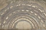 Moonstone (Sandakada Pahana)  C7th/8th Century Ad  Mahasena Palace  Anuradhapura  Sri Lanka