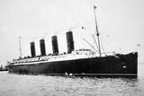 Rms Lusitania  1907-15