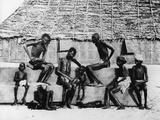 Madras Famine Victims  C1876-8