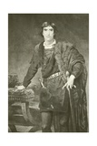 Mr Henry Irving as Hamlet