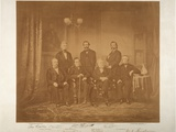 Managers of the House of Representatives of the Impeachment  1868