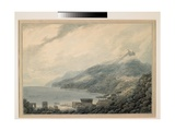 The Gulf of Salerno: Raito from Vietri  1790