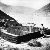 Drying Fuel for Exportation  Hubei Province  C1870