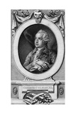 George Colman the Elder  Engraved by John Hall