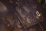 Petroglyphs of Hands  Prehistoric  C4000 Bc  Chilas  Pakistan