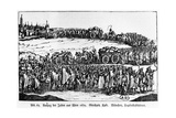 Expulsion of Jews from Vienna  1670