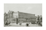 The Palace of the Prince of Prussia  1840