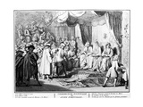 Nuptial Ceremony of Portuguese Jews in Amsterdam  1723