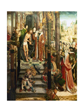 The Aachen Passion Altar 1505-1510 by the Master of the Altars of Aachen  Late Gothic Anonymous…