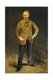Self Portrait  1878-79