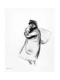 Le Colporteur Juif (The Jewish Pedlar)  C1880-90