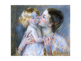A Kiss for Baby Anne  1897
