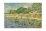 Bank of the Seine  1887