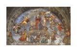 The Assumption  Carafa Chapel  Santa Maria Sopra Minerva  Rome  1488-93