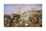 The Battle of Dogali  1896