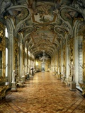 Hall of Mirrors  Palazzo Doria Pamphilj  Rome