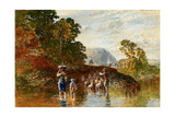 Crossing the Stream  C1840-80
