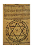 Judaism Divine Protection Amulets Often Consisted of Scrolls Written in Hebrew and the Texts…