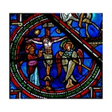 Window W15 Depicting the Crucifixion
