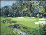 The 13th At Augusta  Azalea