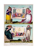 Caricature Ornaments for Screens  1800
