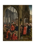 The Flowering of Joseph's Rod and the Betrothal of the Virgin