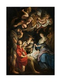 Birth of Christ  Adoration of the Shepherds
