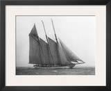 The Schooner Karina at Sail  1919