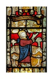 Window S1 Depicting God the Creator