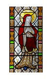 Window N3 Depicting the Virgin Mary at the Crucifixion