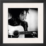 Bob Marley with Guitar